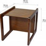 Table gigogne bois massif ; acheter les meilleurs modèles TOP 6 image 1 produit