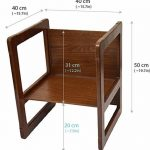 Table gigogne bois massif ; acheter les meilleurs modèles TOP 6 image 5 produit