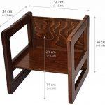 Table gigogne bois massif ; acheter les meilleurs modèles TOP 6 image 6 produit