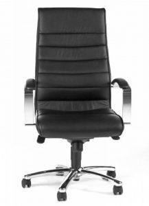 "Topstar fauteuil de chef ""TD Luxe 10"", cuir, noir de la marque Topstar image 0 produit"