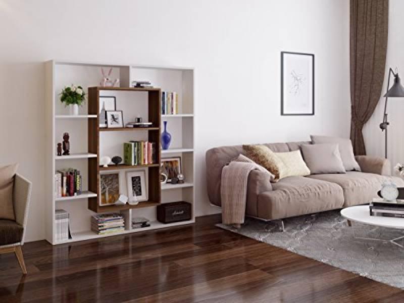 Meuble biblioth que moderne pour 2019 faire des affaires meubles de salon - Etageres pour salon bibliotheques bureau ...