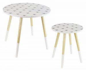 Votre comparatif : Deco table gigogne TOP 0 image 0 produit