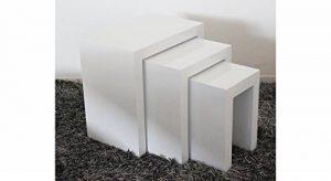 Votre comparatif : Deco table gigogne TOP 1 image 0 produit