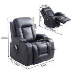 Votre comparatif : Fauteuil relaxation design TOP 10 image 3 produit