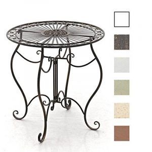Votre comparatif : Table basse de jardin en fer TOP 0 image 0 produit