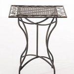 Votre comparatif : Table basse de jardin en fer TOP 6 image 1 produit