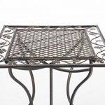 Votre comparatif : Table basse de jardin en fer TOP 6 image 2 produit