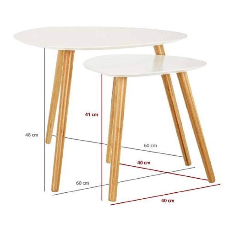 votre comparatif table basse ovale blanche pour 2019 meubles de salon. Black Bedroom Furniture Sets. Home Design Ideas