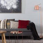 Zuiver 2300038 Cupid Table Basse Verre Cuivre 43 x 43 x 45 cm Taille M de la marque image 6 produit