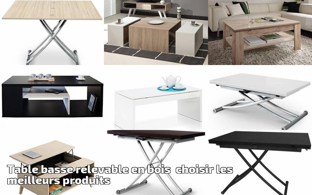Bois Clair Cuisine Maison Meubles Capsull Design Table